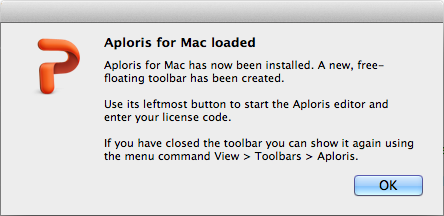 Aploris: Aploris for Mac macro problem analysis